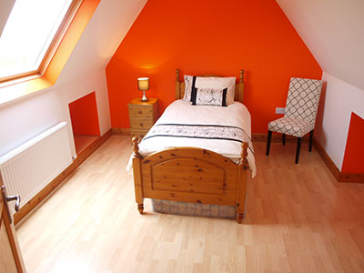 Single Room at 8 Gables Self Catering Accommodation, Sligo, Ireland