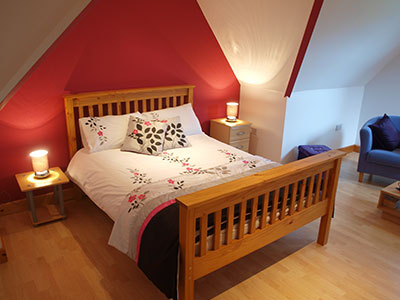 Double Roomat 8 Gables Self Catering Accommodation, Sligo, Ireland