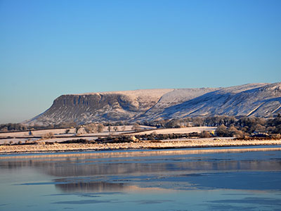 Breathtaking scenery in Sligo at 8 Gables Self Catering Accommodation, Sligo, Ireland