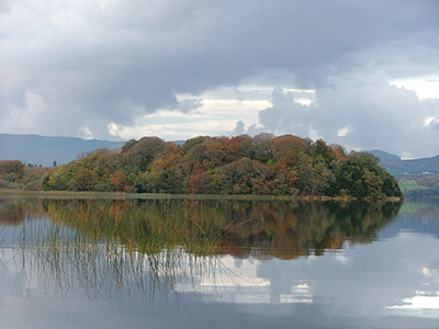 Lake Isle of Innishfree - 8 Gables Self Catering Accommodation, Sligo, Ireland