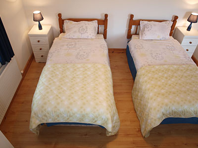 Twin Room at 8 Gables Self Catering Accommodation, Sligo, Ireland