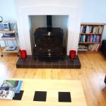 Open plan living area - 8 Gables Self Catering Accommodation, Sligo
