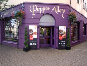 Pepper Alley Restaurant & Cafe, Sligo