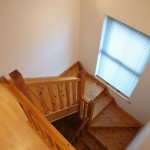 Stairs - 8 Gables Self Catering Accommodation, Sligo